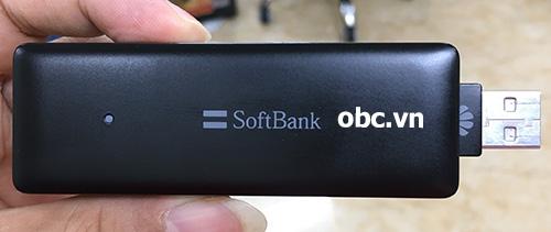 USB Dcom 3G/4G OBC Huawei SoftBank 203HW Nhật Bản