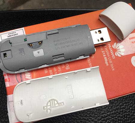 USB Dcom 3G OBC Huawei E173u-1 đa mạng