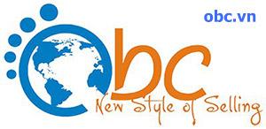 Logo công ty OBC bán USB Dcom 4G OBC ZTE OLAX U80 Wingle phát WiFi từ sim