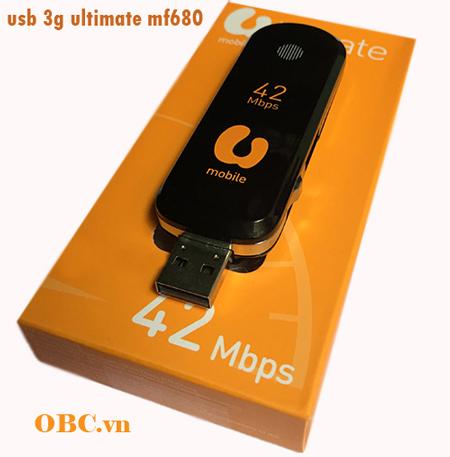 USB 3G Ultimate Mf680 tốc độ cao 42.2Mbps