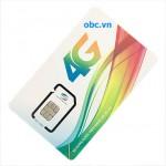 Sim 3G Viettel Dcom 42Gb KM 12 tháng
