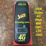 USB Dcom 4G OBC Jazz phát wifi 150Mbps giá rẻ