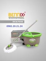 Cây lau nhà 360 độ Thái Lan Bennix BN86