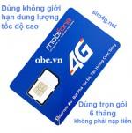 Sim 3G 4G OBC Mobifone không giới hạn dung lượng tốc độ cao 6 tháng